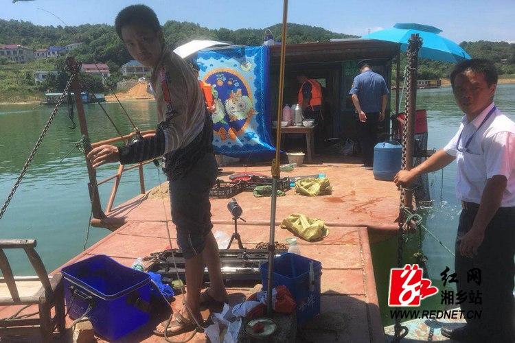 水府示范区:部门联动专项整治非法钓鱼平台