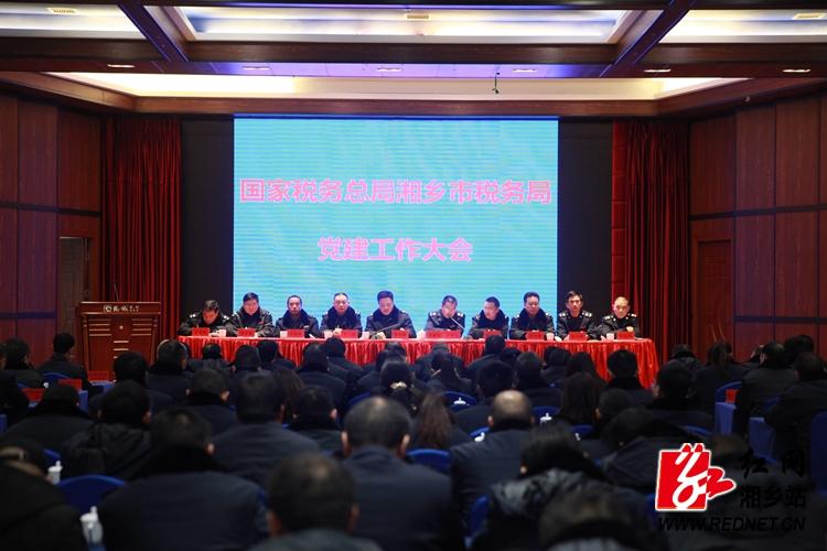 税务局:新年党建谋新篇 引领税务新征程