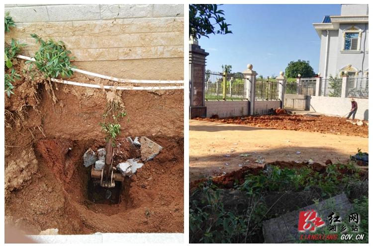 龙洞镇:抢抓进度 推进灾后水毁水利工程修复工作