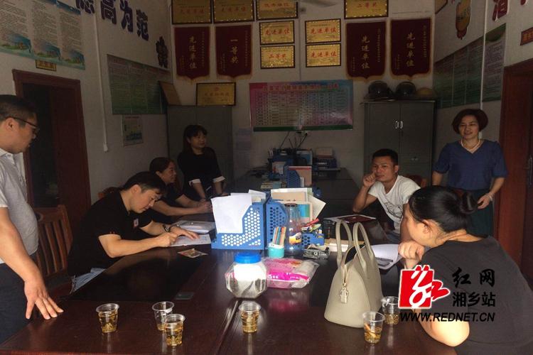 潭市镇:政协委员开展农村教育调研活动