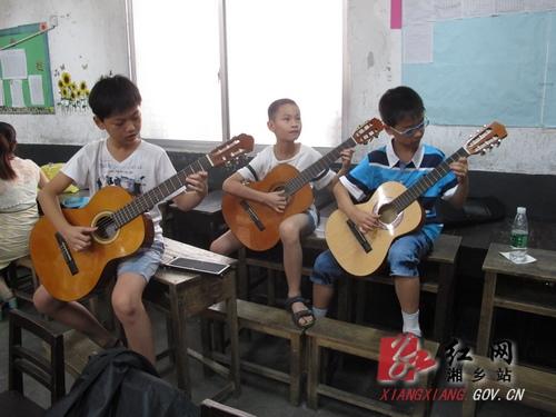 考级校园的歌声曲谱