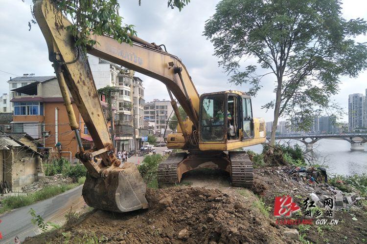 涟滨北路西线今日开工建设 年底可通车