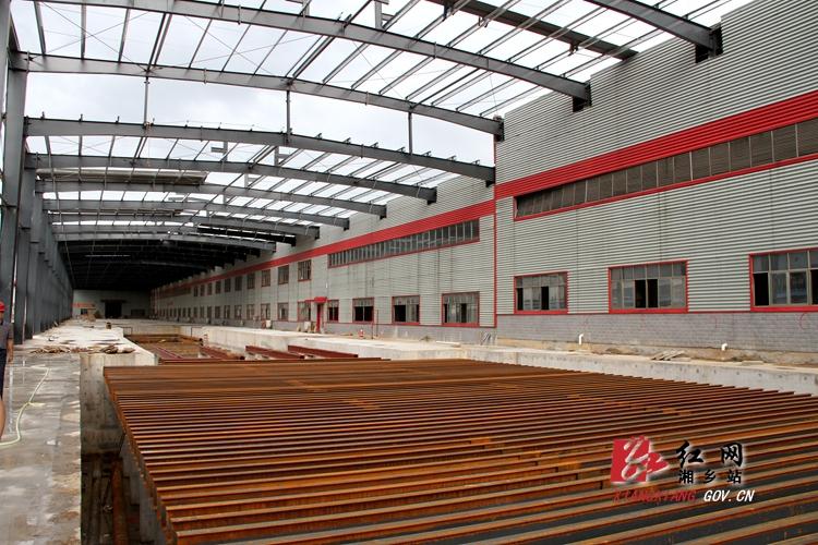 【重点项目建设】巨强再生资源科技公司二期即将投产