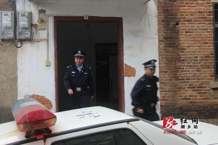 【政法干警风采】周新华:罪恶面前永不退缩的钢铁硬汉