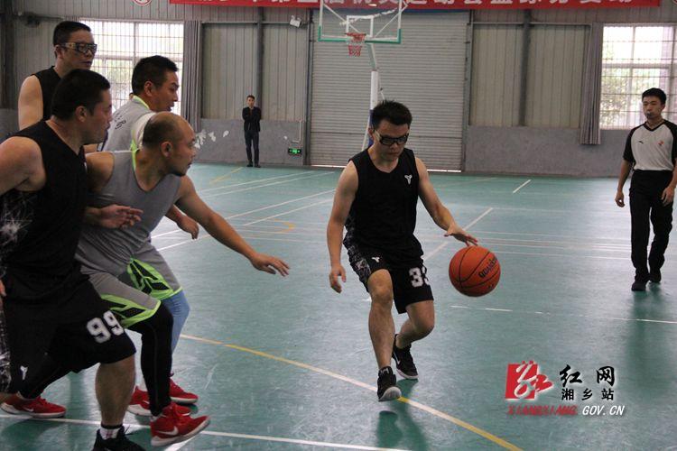 市直机关运动会篮球比赛激战正酣(附观赛指南)