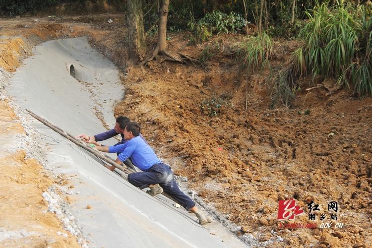 【新时代新作为】湘乡建设完善的水利设施网络