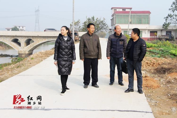 【代表风采】赵志武:多方奔走解决村民行路难