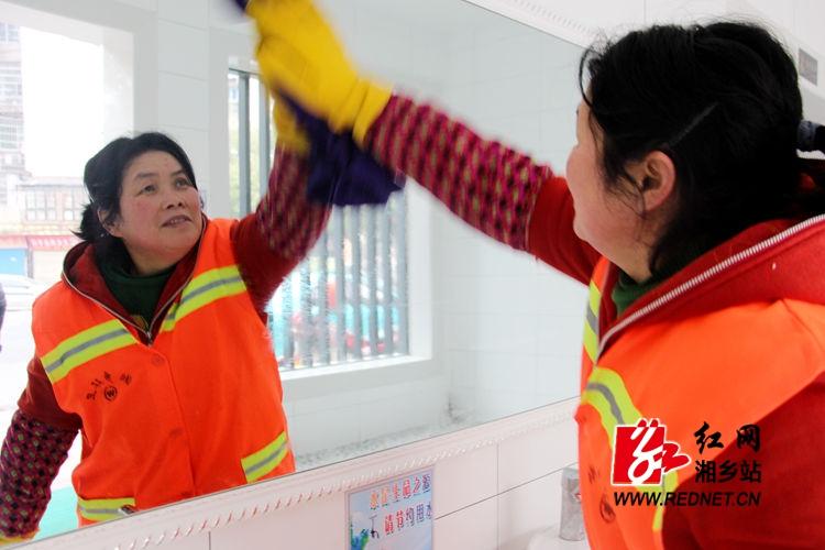 【春节我在岗】67名公厕保洁员坚守岗位 服务群众