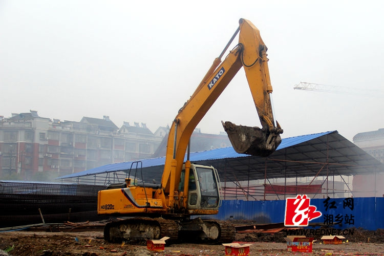 云门广场提质改造项目正月初七复工
