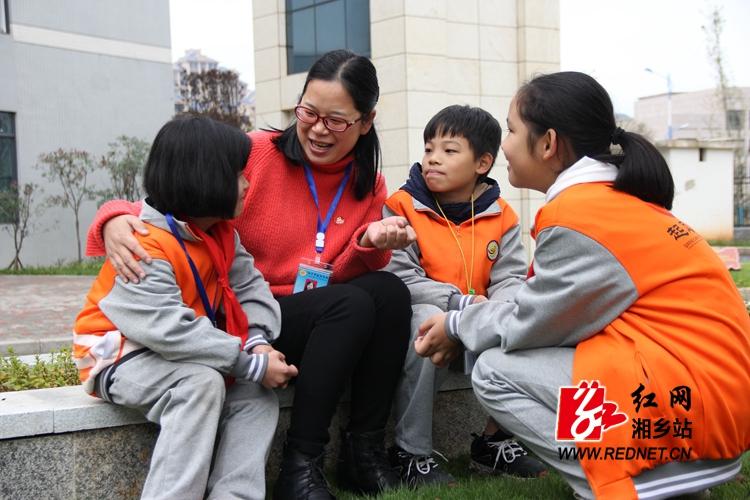 【身边的好老师】周彩花:教育是植根于爱的事业