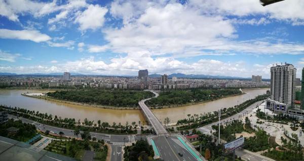 大灾过后,湘乡依然美丽!