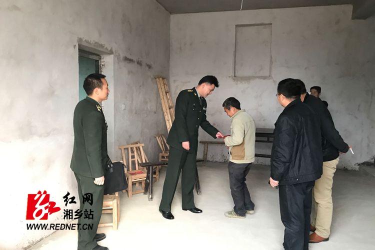 山枣村精准扶贫工作督查:落实落细 精准发力