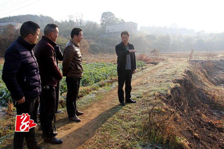 """龙洞镇三湘河""""河长制""""落实情况如何?"""