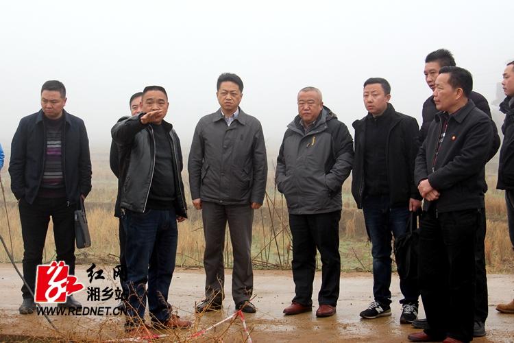 湘韶城际快车道建设加快推进