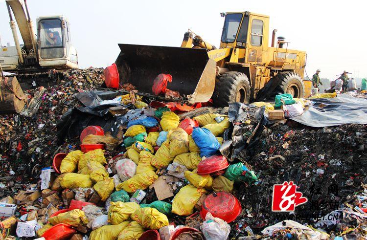湘乡集中销毁一批假劣产品 价值逾10万元