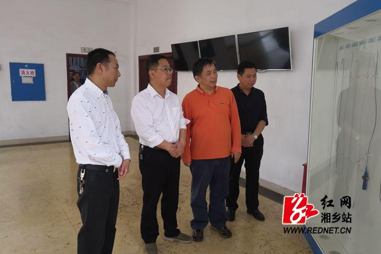 彭瑞林:真心行动 推动湘乡社会投资增长