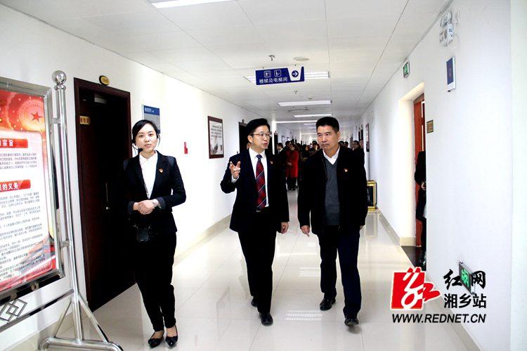 政协委员走进市纪委监委机关 零距离了解纪检监察工作