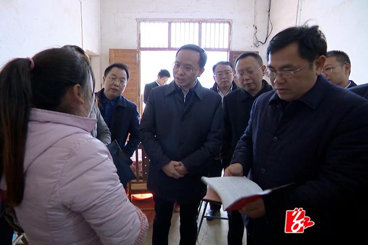 """""""不高估成绩,不小看困难"""" 湘潭市长谈文胜在湘乡说了这么一句话"""